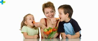 Что нельзя есть ребенку после манту