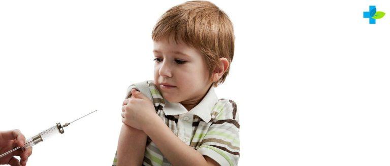 насморк у ребенка после прививки для изкоробочной