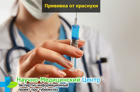 Прививки от краснухи взрослым график 38